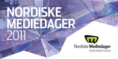 MyNewsdesk er ny mediepartner til Nordiske Mediedager, 11. – 13. mai 2011 i Bergen