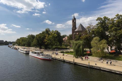 Johanniskirche  Brandenburg an der Havel