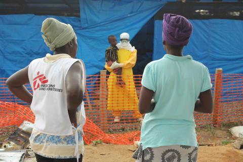 Malariamedicin kan minska risken att dö i ebola