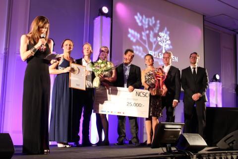 Årets Nordiske kjøpesenter er kåret - NCSC Nordic Award 2014
