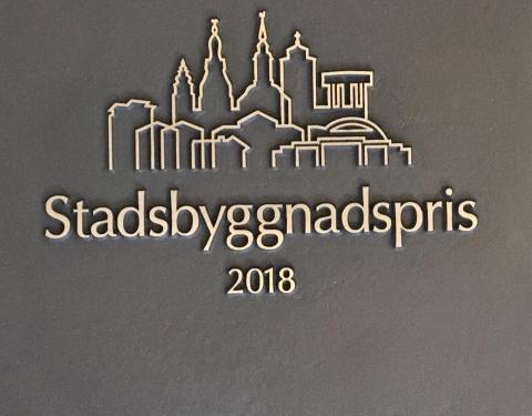 Två starka finalister till Stadsbyggnadspriset