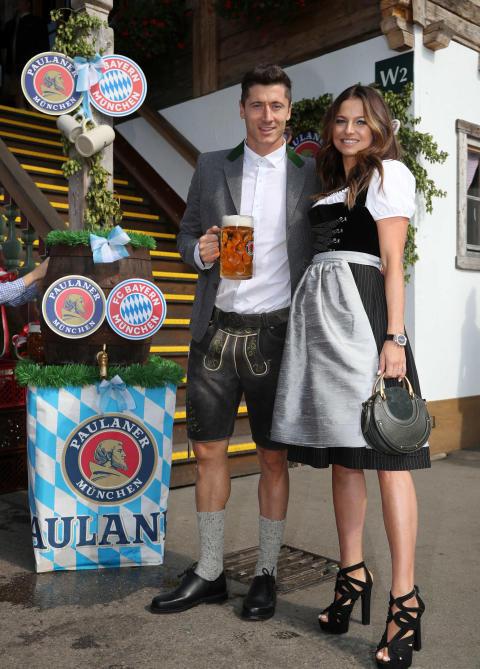 FC Bayern Wiesn 2017 Lewandowski