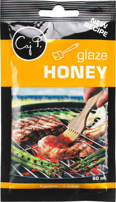 Caj P Glaze Honey