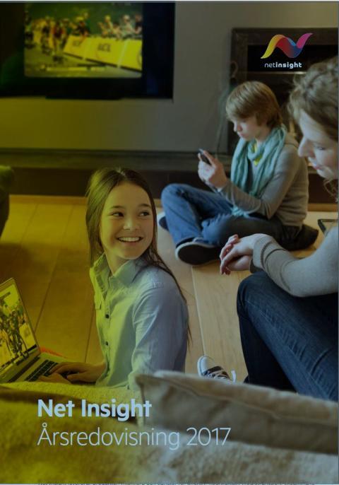 Net Insight årsredovisning 2017 publicerad