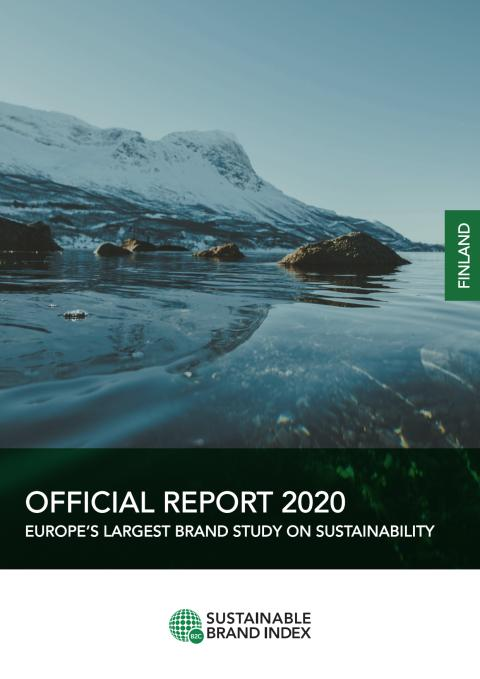 Official Report Finland - Sustainable Brand Index 2020