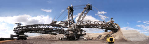 No4 Bucket-wheel Excavator 288