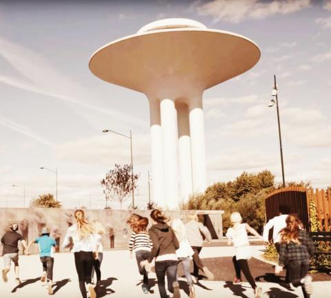 Välkomna på lek och aktivitet i Hyllie Vattenpark på Världsvattendagen 22 mars