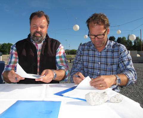 Stor satsning på bostäder för unga och förstagångsköpare i Väsby
