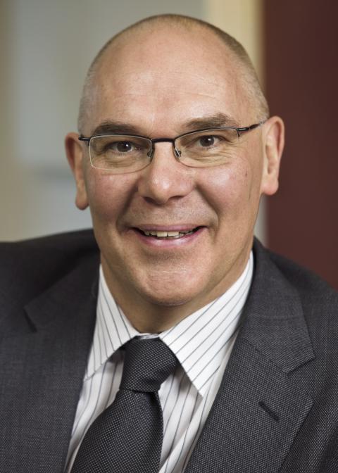 Thomas Nylund, förbundsdirektör