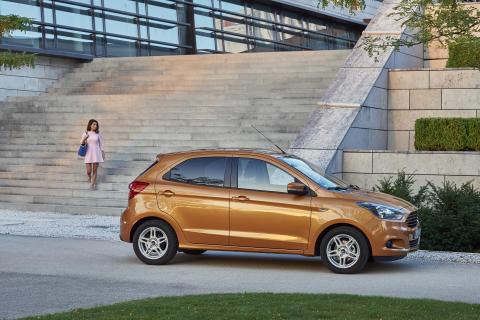 Nový Ford KA+ (9)