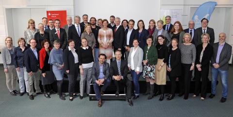 Tagung Stiftungsnetzwerk Bildung in NRW in der Sparkasse Neuss