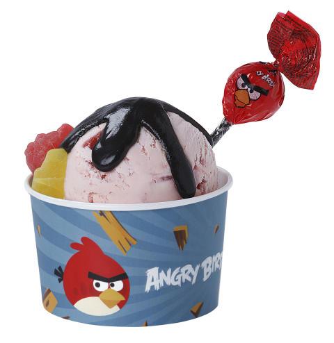 Punainen Lintu -jäätelöannos