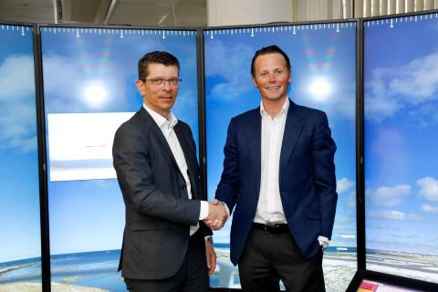 Wilhelmsen and KONGSBERG establish world's first autonomous shipping company