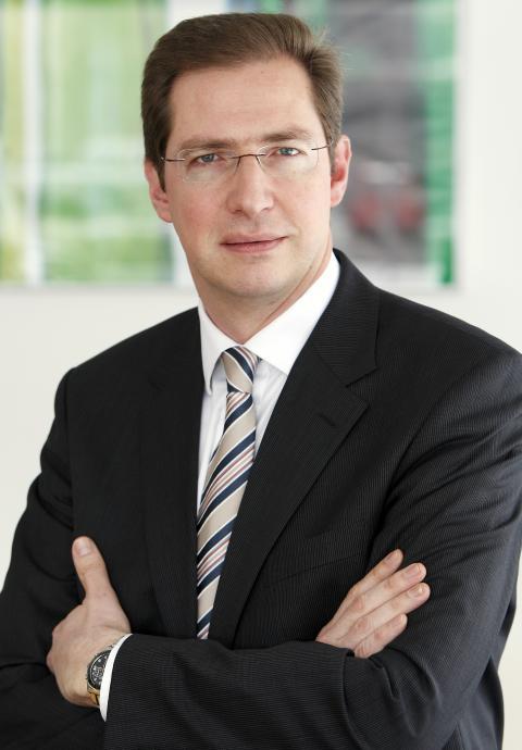 Klaus Rudolph - CFO der Erwin Hymer Group