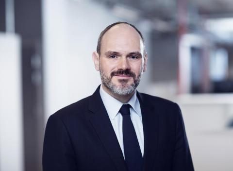 Lars Van Hauen, CFO, E.ON Danmark