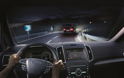 Nye S-MAX med adaptive LED frontlys