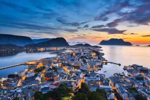 Boligmarkedet i Ålesund 2017: Stigende boligpriser