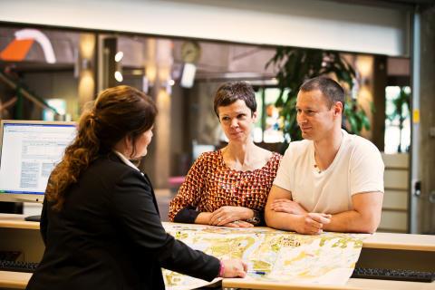 Karlstadsborna nöjda med kommunens Kontaktcenter