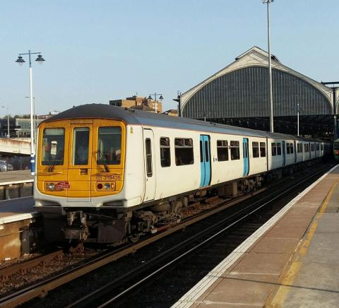Farewell to last of Thameslink's old train fleet