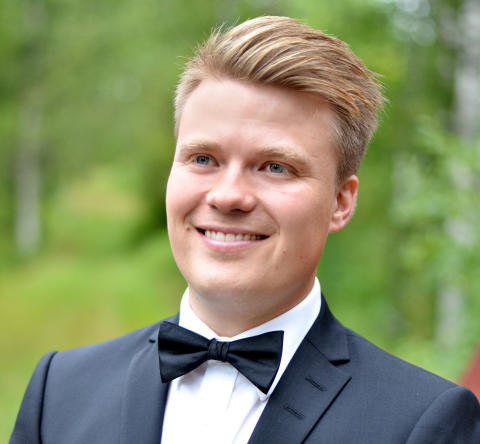 Viktor Boman, Anders Walls landsbygdsstipendiat 2016