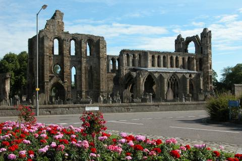 Moray Cathedral