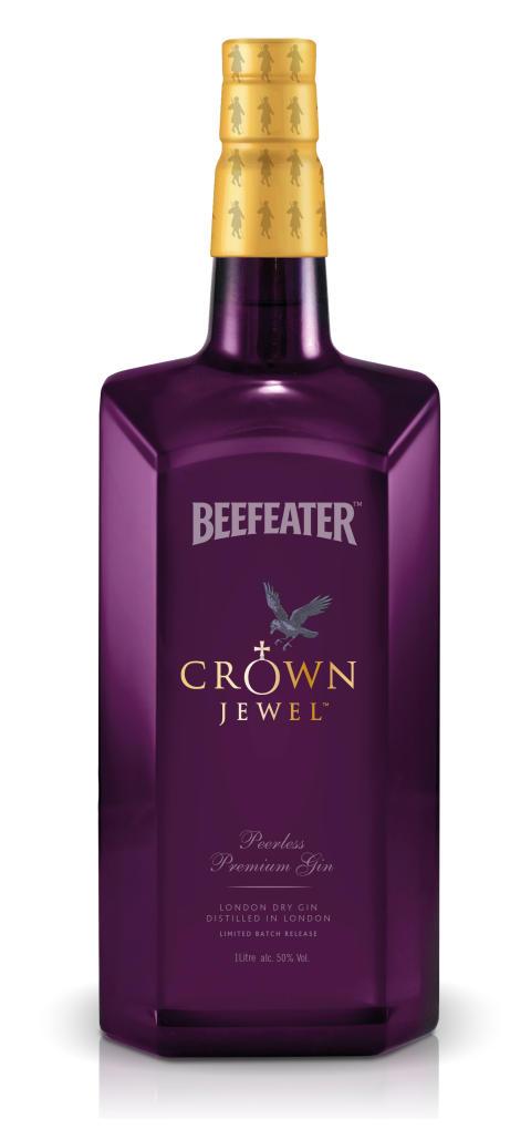 Beefeater Crown Jewel relanseres i et begrenset opplag som et svar på bartendernes etterspørsel