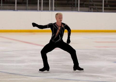 Ingen Adrian Schultheiss i konståknings-OS