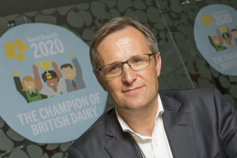 Arla launches strategy to champion British dairy