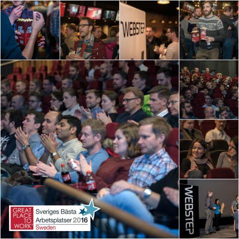 Stort Tack till alla som kom och lyssnade på Kompetensbion den 8 december i Malmö