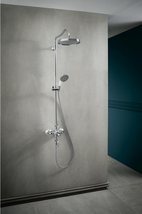 AXOR Montreux_Showerpipe