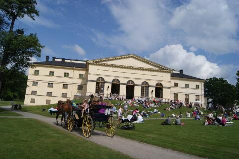 Gratis jubileumskonsert på Drottningholmsteatern den 6 juni