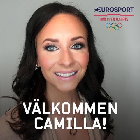 Nordlund nytt toppnamn till Eurosports OS-trupp