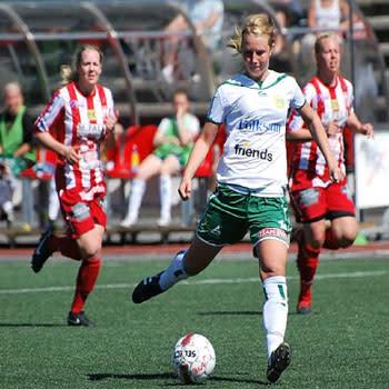 Folksam stödjer Hammarby Damfotboll