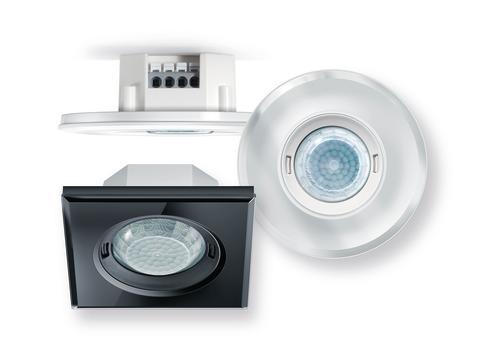 For energieffektivitet med stil – tilstedeværelses- og bevegelsesdetektoren FLAT fra ESYLUX