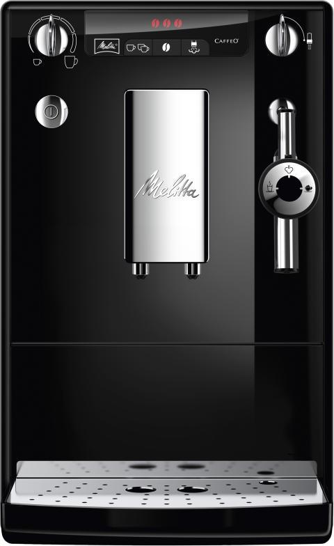 CAFFEO® SOLO® & Perfect Milk (svart)