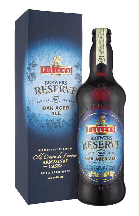 Fuller´s Brewers Reserve No4