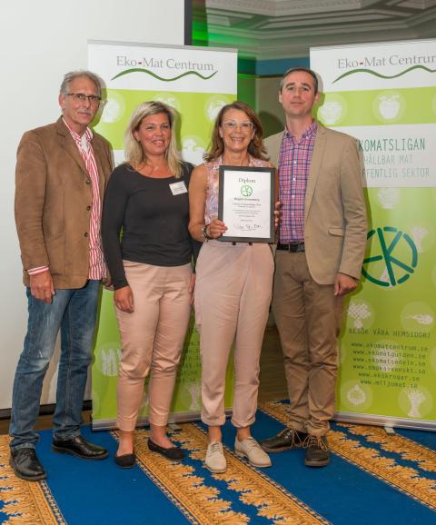 Region Kronoberg bästa region i Ekomatsligan 2016!