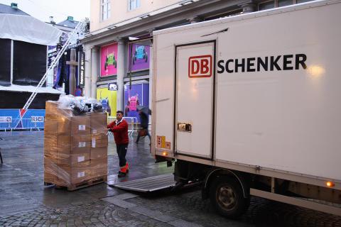 Schenker Forum 2018 tar pulsen på logistikk og transport