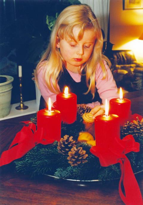 Vorsicht, Weihnachten Hochformat