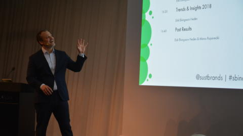 2018 Sustainable Brand Index Finland