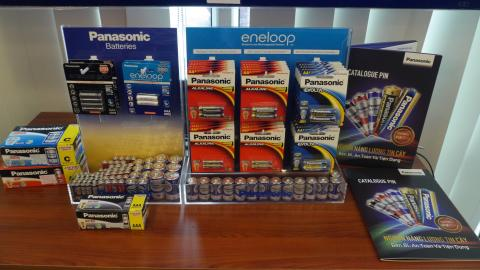 Panasonic Batteries are Environmentally Safe