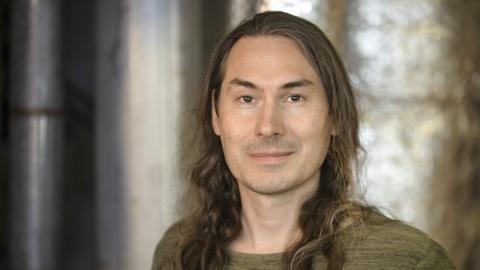 Skytteanska samfundet prisar Nils Skoglund