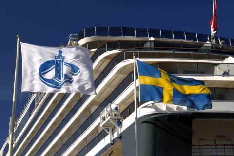 Nytt rekord i Göteborg: Från tio till femtio kryssningsfartyg på tio år