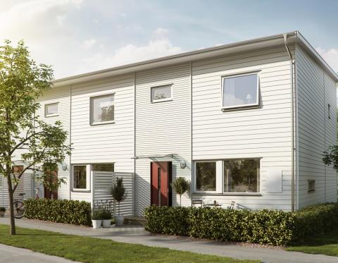 BoKlok bygger fler bostäder på Bärstad