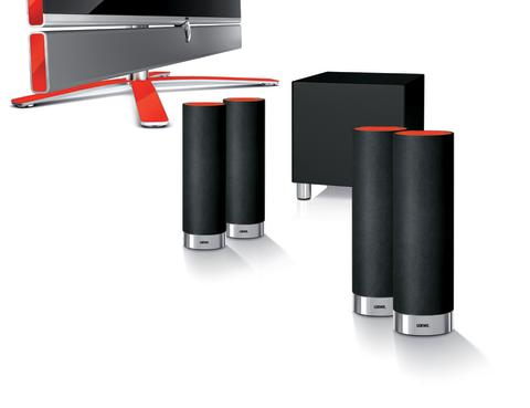 Loewe 3D Orchestra IS sound system
