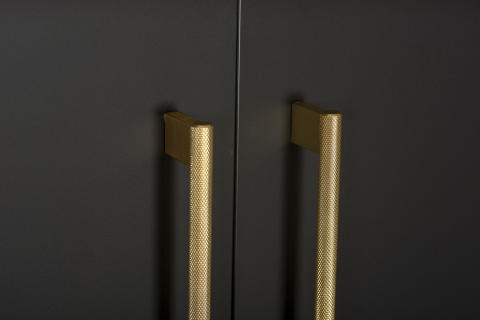Graf Mini - long handles i mässing
