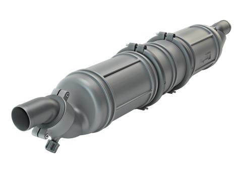 Hi-res image - VETUS - VETUS has expanded its NLP line-up of waterlocks with the increased capacity NLP3..15L series