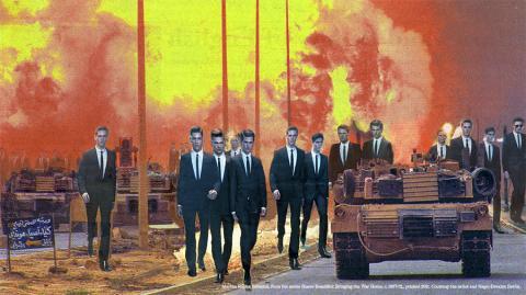 Välkommen på pressvisning av utställningen Bilden av krig, 19 sep kl 9