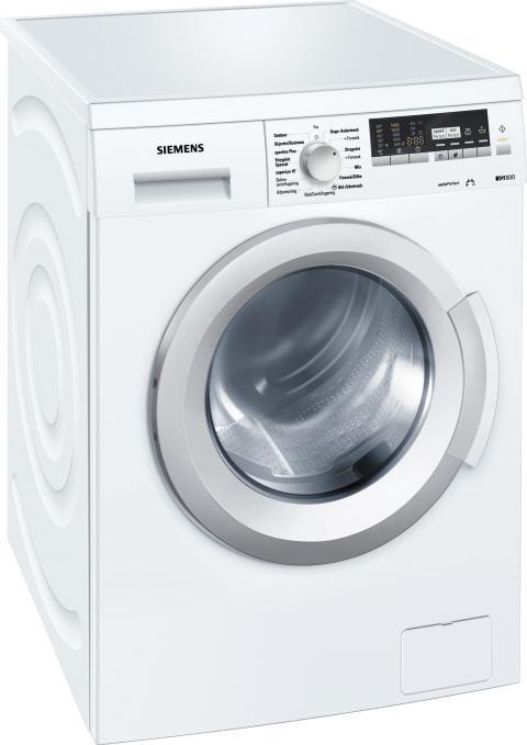 Siemens WM14Q410DN - Bra Köp i Råd & Röns tvättmaskinstest