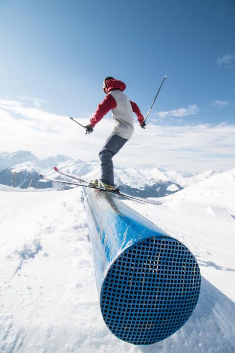 Jatz Park ©Destination Davos Klosters